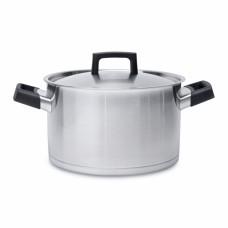 Кастрюля Berghoff RON с металлической крышкой, диам. 24 см, 6,4 л