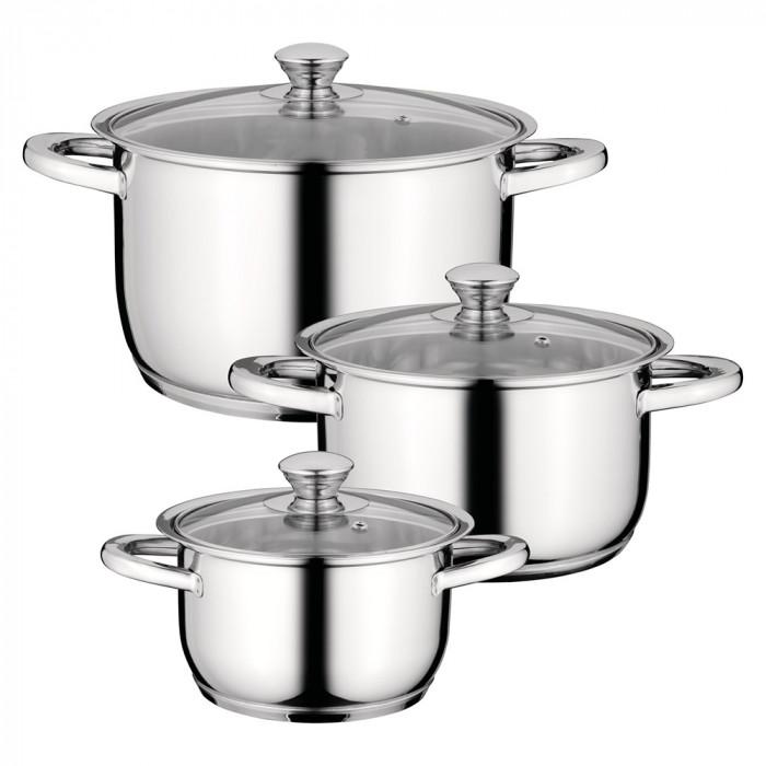Набор посуды Berghoff Gourmet, 6 пр.