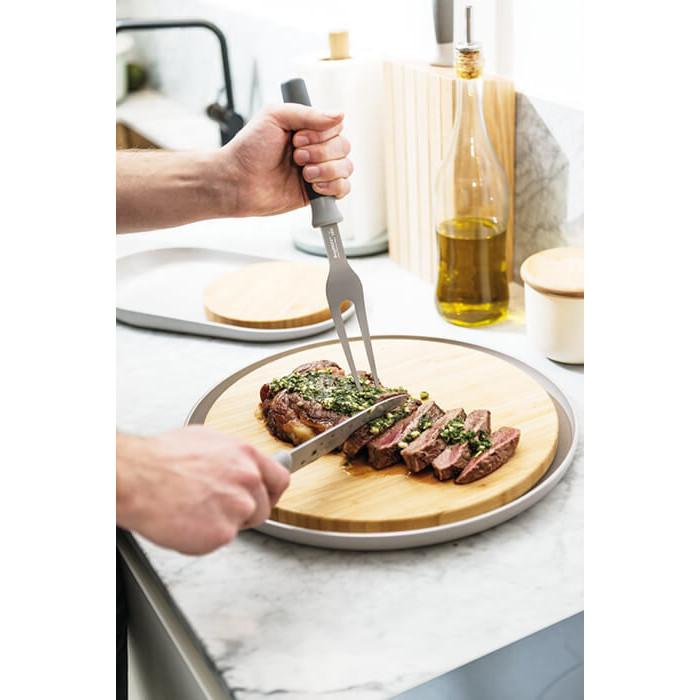 Вилка для мяса Berghoff LEO с покрытием, 17 см