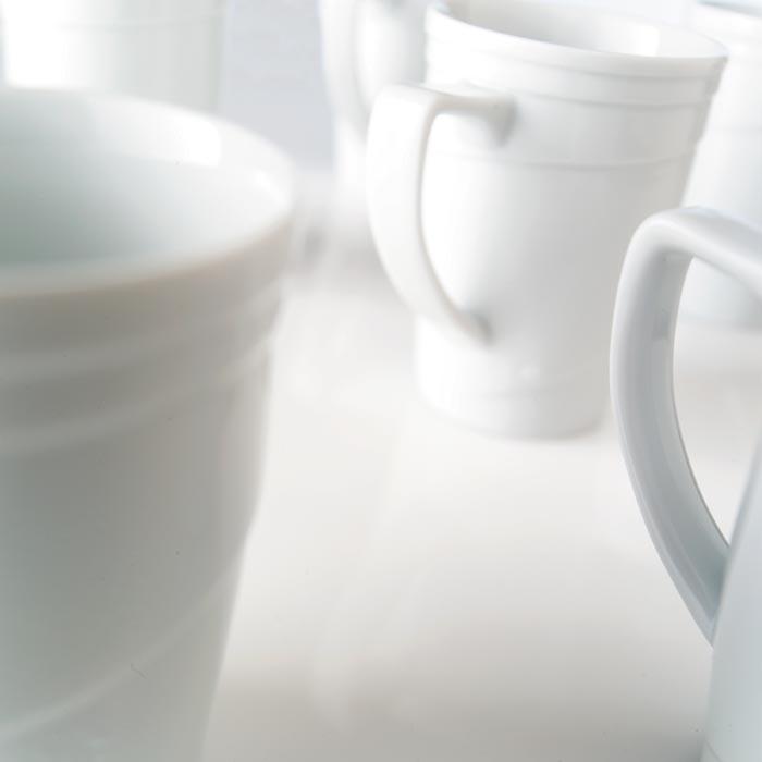 Кружка для кофе Berghoff Hotel, фарфоровая, 380 мл