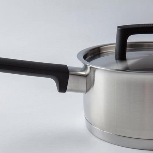 Ковш Berghoff RON  с металлической крышкой, диам. 16 см, 1,6 л