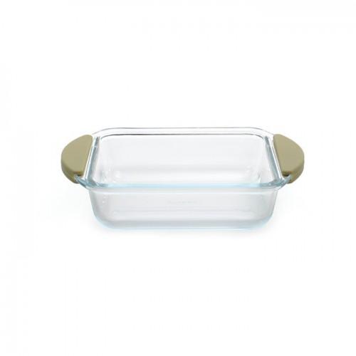 Форма для выпекания Berghoff стеклянная, квадратная, 15 х 21,5 х 5,5 см
