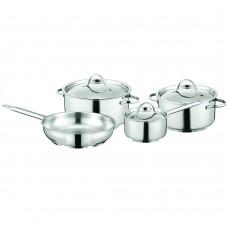 Набор посуды Berghoff Comfort с металлическими крышками, 7 пр.