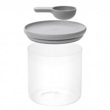 Контейнер для сыпучих с ложкой Berghoff LEO, 1,1 л, 12,5 х 12,5 см