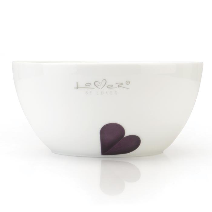 Мисочка для мюсли Berghoff Lover by Lover, белая, 0,75 л, 2 шт.