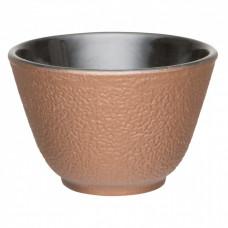 Набор чашек для чая Berghoff, чугун, золотистый, 100 мл, 2 шт.