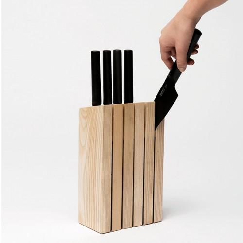 Колода для ножей Berghoff RON, 15 x 8,5 x 26 см
