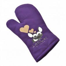 Рукавичка кухонная Berghoff Lover By Lover, фиолетовая