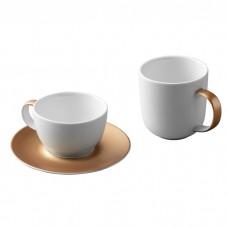 Набор для чая и кофе Berghoff GEM, белый