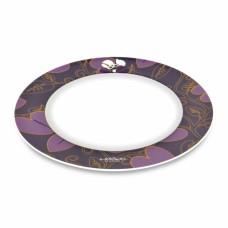 Тарелка Berghoff Lover by Lover, фиолетовая, диам. 21,5 см, 4 шт.