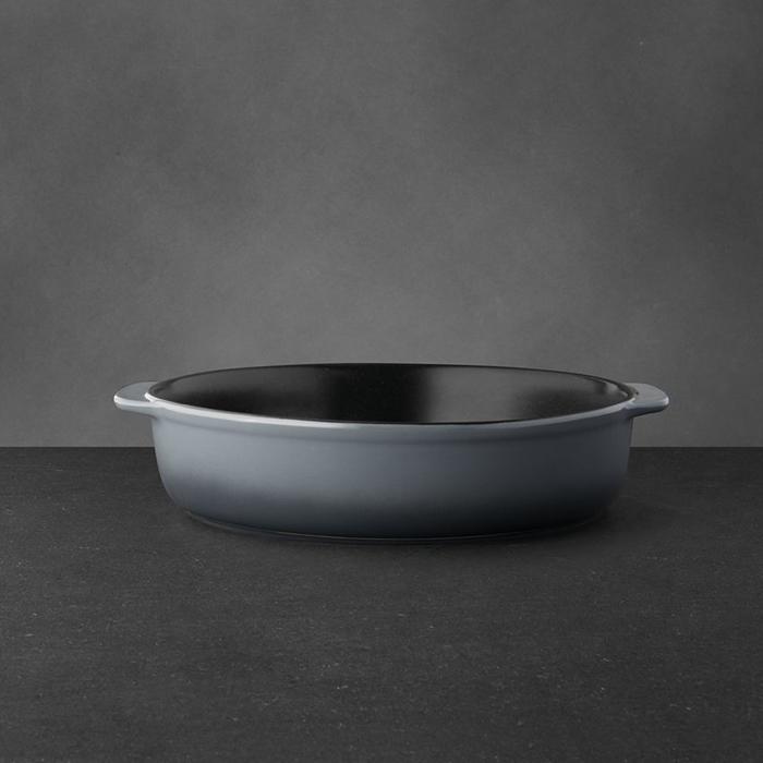 Форма керамическая для выпечки Berghoff GEM, круглая, 2,9 л, 27 x 27 x 6,5 см