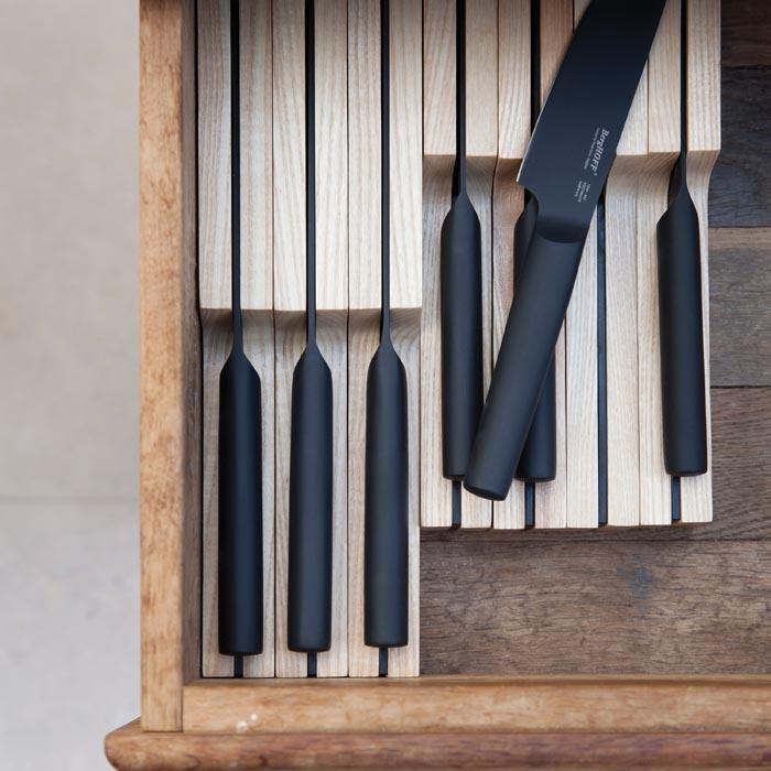 Нож разделочный Berghoff RON, с покрытием, 19 см
