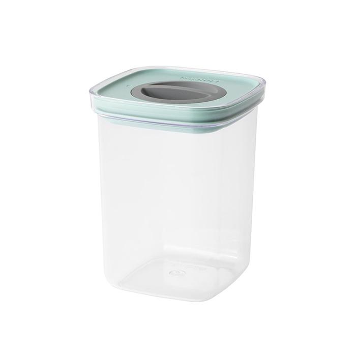 Контейнер для еды со смарт-системой хранения Berghoff LEO, 1,0 л, 11,5 х 11,5 х 15,0 см