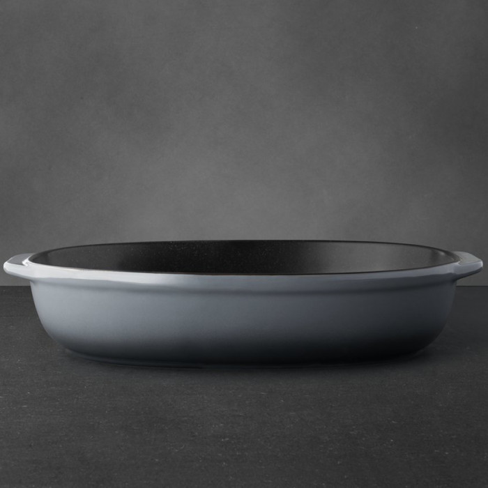 Форма керамическая для выпечки Berghoff GEM, овальная, 5 л, 36 х 26 х 7 см