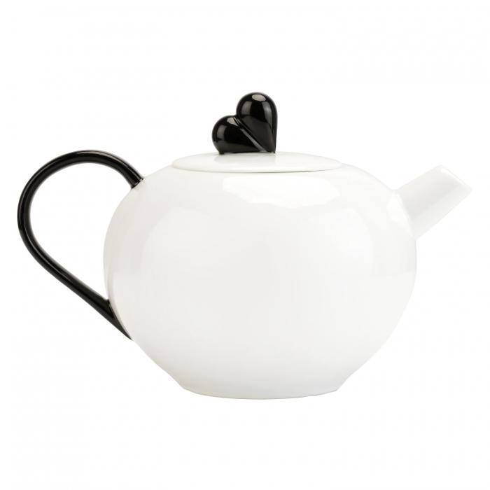 Чайник для чая (кофе) Berghoff Lover by Lover, белый, 1,2 л