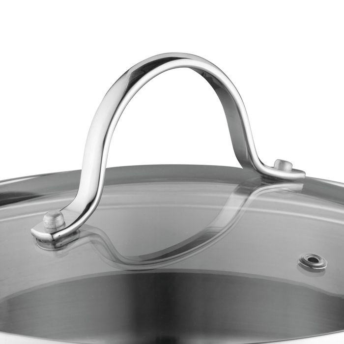 Набор посуды Berghoff Comfort, 12 пр.