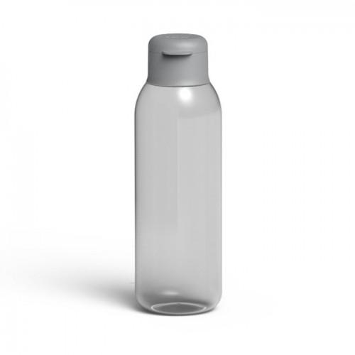 Бутылка для воды Berghoff LEO, пластиковая, серая, 0,75 л