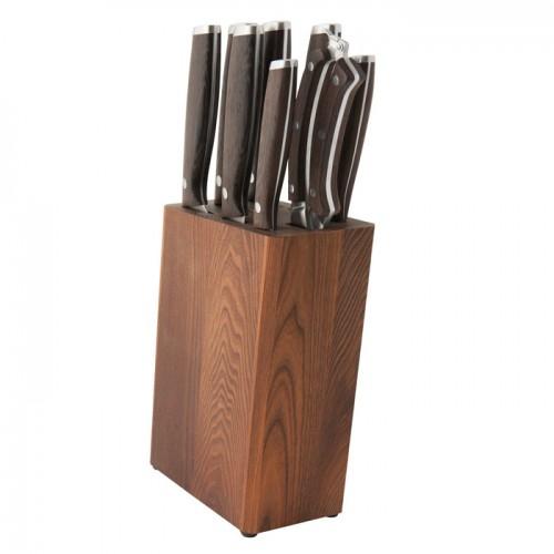 Набор ножей в колоде Berghoff Redwood, 9 пр.
