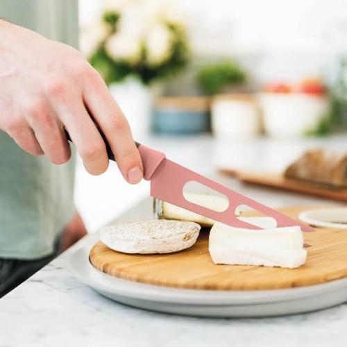 Нож для сыра Berghoff LEO с покрытием, розовый, 13 см
