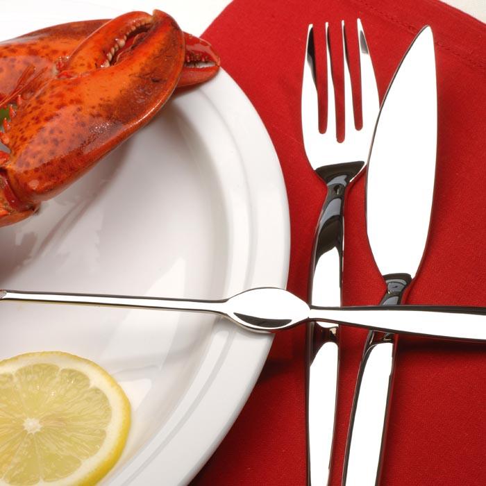 Нож для рыбы Berghoff Saxophone