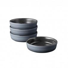 Набор форм керамических для выпечки Berghoff GEM, круглые, диам. 12 см, 250 мл, 4 пр.