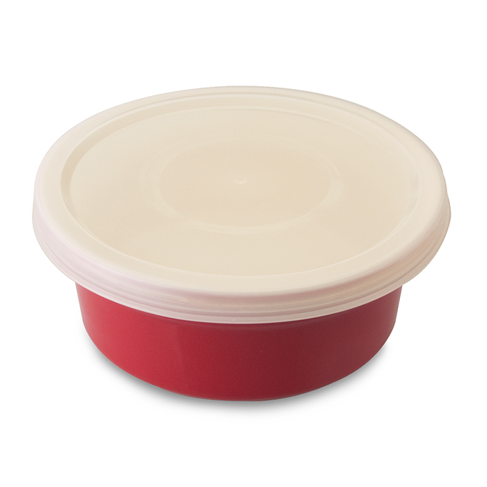 Набор круглых форм для выпечки Berghoff Red Line с крышками, диам. 10,5