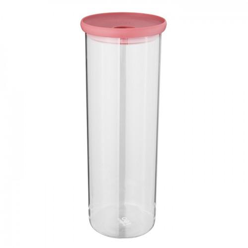 Емкость для хранения спагетти Berghoff, стеклянная, 1,9 л, 10 х 29,5 см