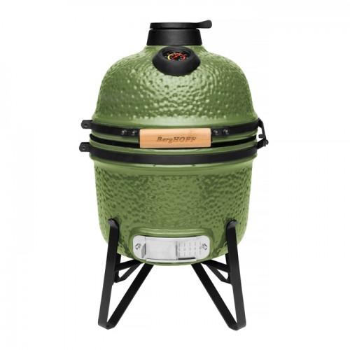 Маленький керамический гриль-печь Berghoff, зеленый