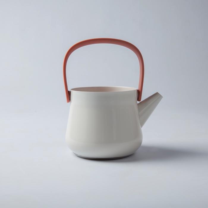Чайник с ситечком Berghoff, белый, 1 л