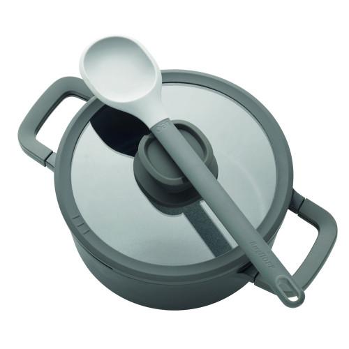 Кастрюля с антипригарным покрытием Berghoff LEO STONE, диам. 24 см, 5,6 л