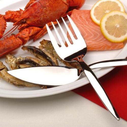 Нож для рыбы сервировочный Berghoff Saxophone