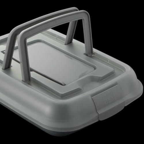 Форма для выпечки с инстр-м для нарезания Berghoff GEM, с крышкой, прямоугольная, 38,5 х 29 х 8,5 см
