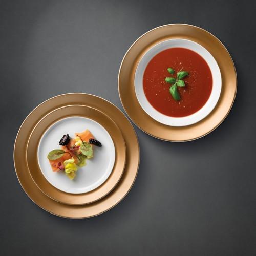 Набор тарелок Berghoff GEM, белый, 3 шт.