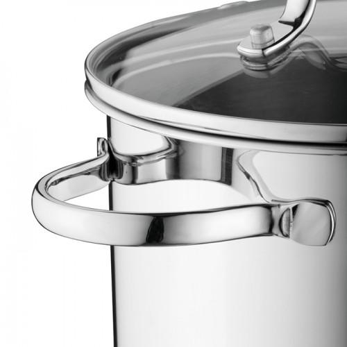 Кастрюля со стеклянной крышкой Berghoff Comfort, диам. 16 см, 1,6 л