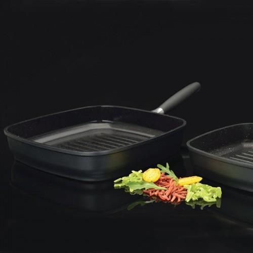 Сковорода-гриль Berghoff Scala, 24 х 24 см, 2,6 л