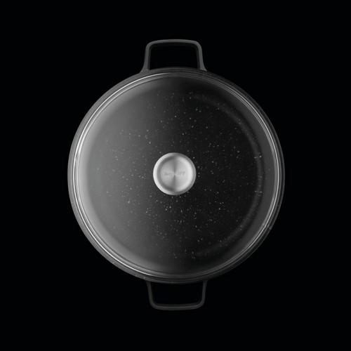 Кастрюля с антипригарным покрытием Berghoff GEM, диам. 28 см, 7,3 л