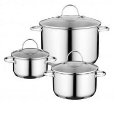 Набор посуды Berghoff Comfort Gloss 6 предметов